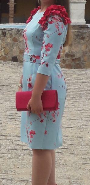 """Vestido """"Isabel Duque"""""""