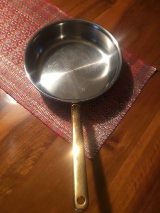 Vendo sartén Goldstar Suizo en acero inox