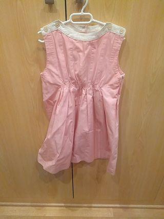 Vestido de GOCCO m/c talla 6. Como Nuevo.