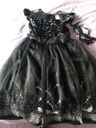 Girls Black Swan Halloween Costume
