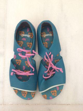 Camper sandalias