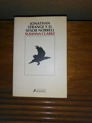novela Jonathan Strange y el señor Norrell.