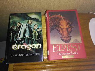 pack Eragon Y Eldest de Christopher Paolini
