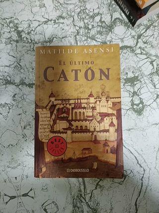 Libro. El último Catón.