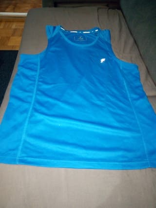 camiseta running chico
