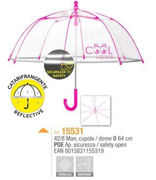 Paraguas perletti- Paraguas para niños 42 cm.