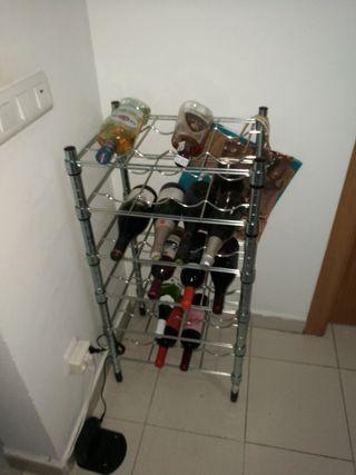 Estanteria Botellero Ikea / Bottle Shelf