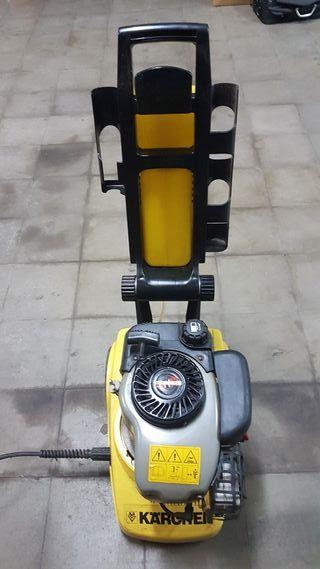 Hidrolimpiadora Karcher motor a gasolina 4T