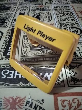 Luz lupa Game Boy