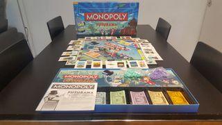 Monopoly Futurama 2011