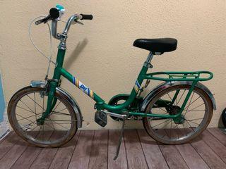 Bicicleta bh niño negociable.