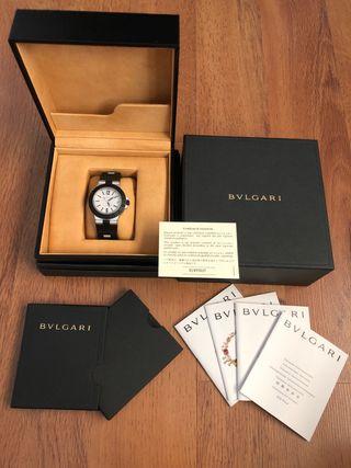 """Reloj Bulgari """"Diagono"""" automático"""