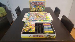 Monopoly Los Simpsons 2004