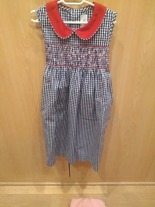 Vestido m/c EPK talla 4. Como nuevo