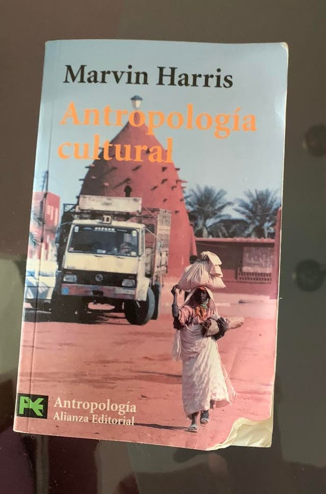 Antropologia cultural (Marvin Harris) Uned