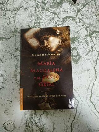 Libro. María Magdalena y el Santo Grial.