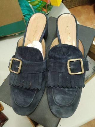 Zapatos de Pedro Miralles