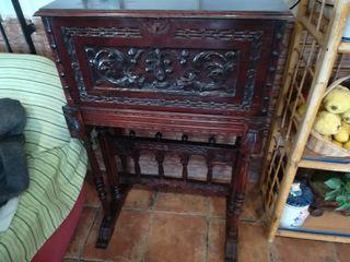 escritorio antiguo bargueño