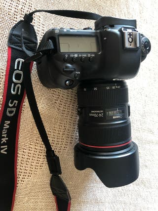 Canon 5 D Mark 4