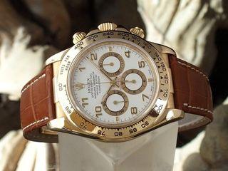 Rolex Daytona or jaune 116518