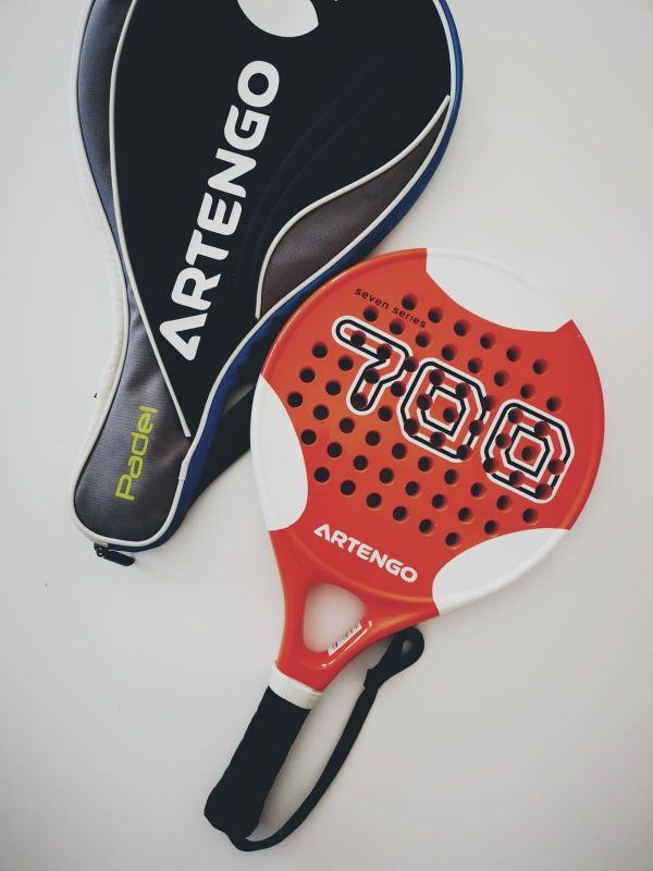 raqueta de padel sin usar