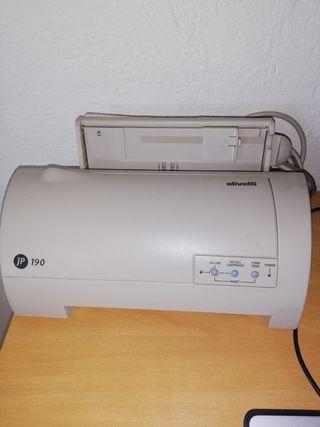 impresora en perfecto estado