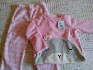 Pijama invierno niña 4 años
