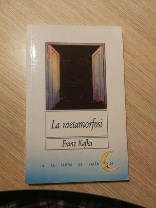 La metamorfosis de Frank kafka