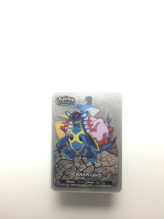 Cromos Pokemon
