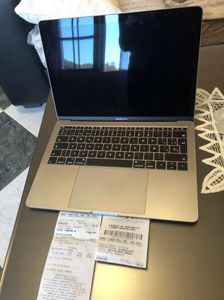 Macbook Pro 13 2018 GARANTIA