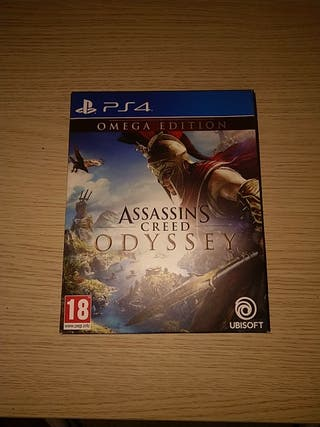 Assassins Creed odissey Omega Edition