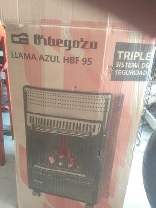Estufa Orbegoozo HBF 95 ( Gas)
