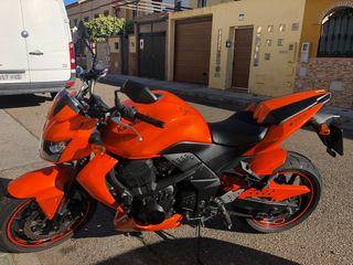 Kawasaki z750 limitada