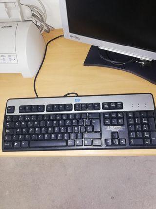 Teclado de ordenador Nuevo a estrenar