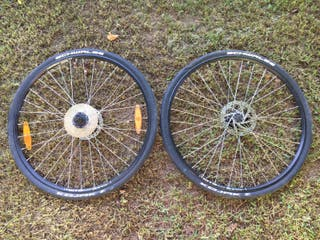 "ruedas bicicleta 28~29"" SCHWALBE KOJAK 700x35C"