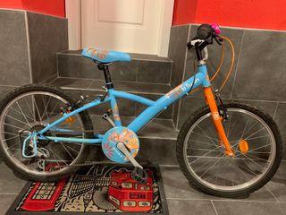 """Bicicleta de niño niña 20"""""""
