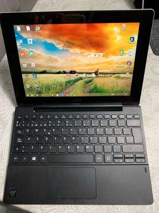 Portátil tablet tactil acer switch 10 pulgadas