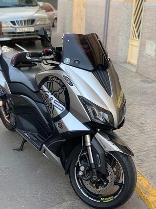 Yamaha Tmax 530 Diciembre 2016 IMPOLUTA