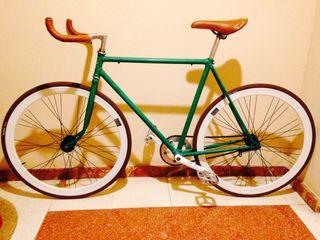 Bicicleta Fixie (tipo urbana)