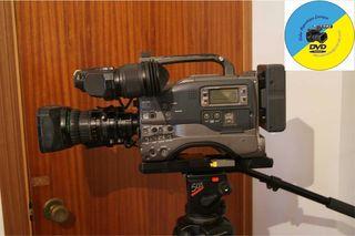 Cama de video JVC500.