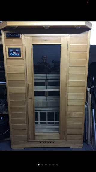 Sauna BH shiatsu s250 couple premium