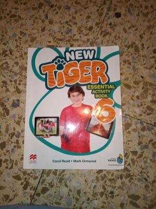 libro de inglés sexto de primaria