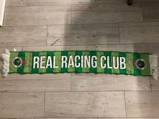 NUEVO - Bufanda Real Racing Club