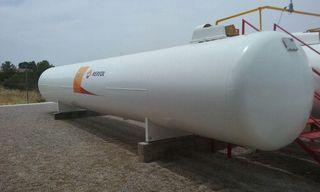 Tanque deposito gas propano, butano o Agua