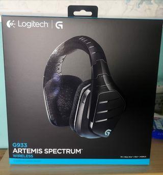Auriculares inalámbricos Logitech G933