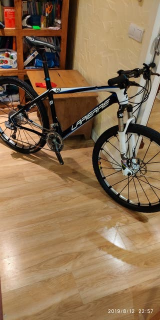 "bicicleta MTB 26"" CARBONO"