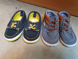 Zapatillas para niño de segunda mano en WALLAPOP