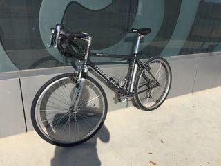 Bici ciclocros gravel