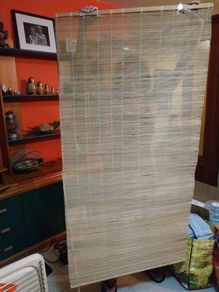 Estore de bambú