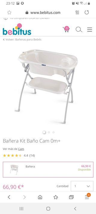 Bañera de Bebé